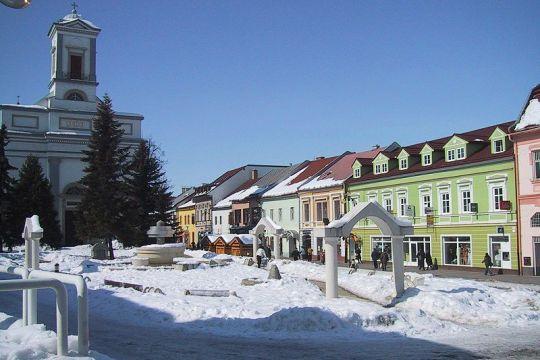 Poprad, Slowakia