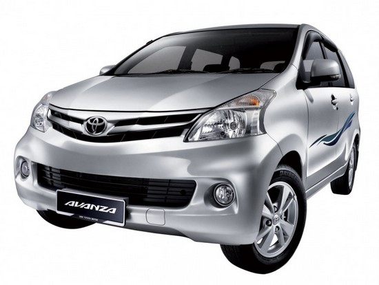 All New Toyota Avanza 2012 Launched