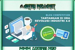 Lomba Blog Niagahoster Tantangan di Era Revolusi Industri 4.0