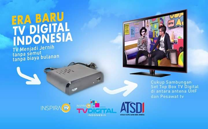 Set Top Box TV Digital Murah Terbaik Bagus di Indonesia
