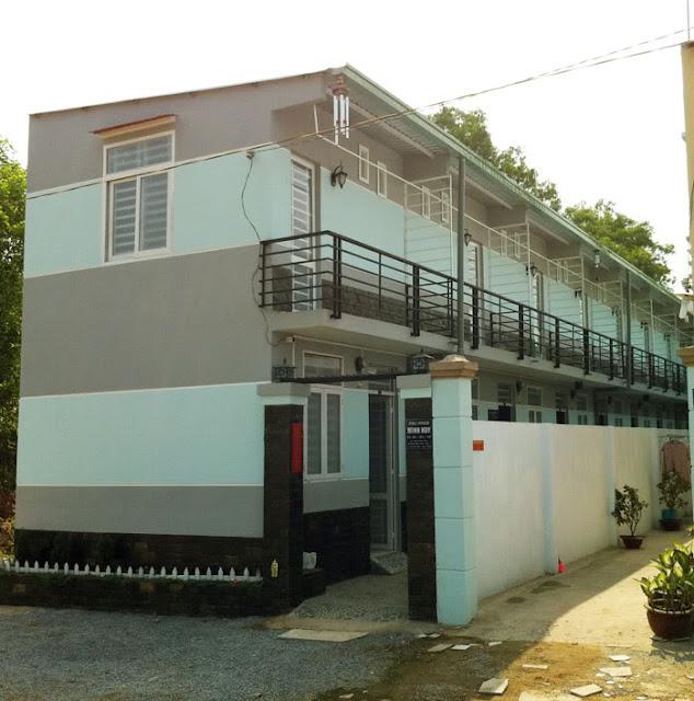 xây nhà trọ tại Đồng Nai