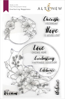 Everlasting Happiness Stamp Set