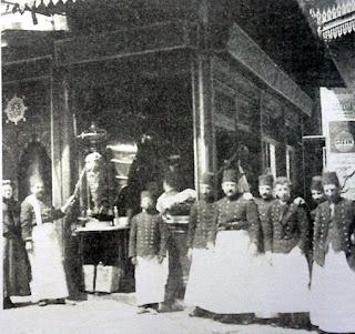 Osmanlı dönercisi