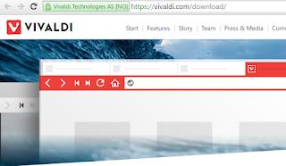 تحميل متصفح vivaldi فيفالدى أخر إصدار برابط مباشر