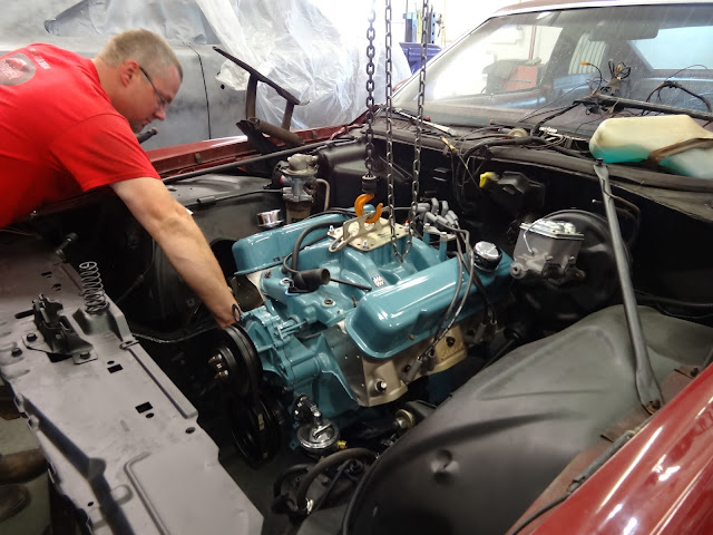 Engine_installation