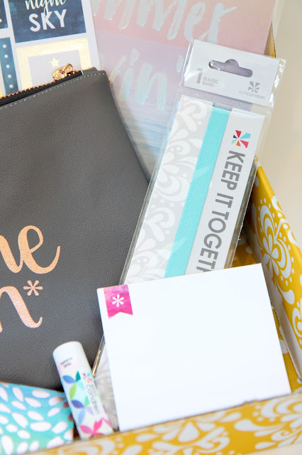 Erin Condren Seasonal Surprise Box Review | Summer