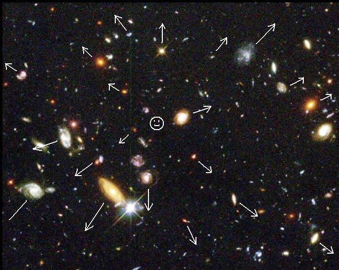 distance from galaxies to each other - photo #21