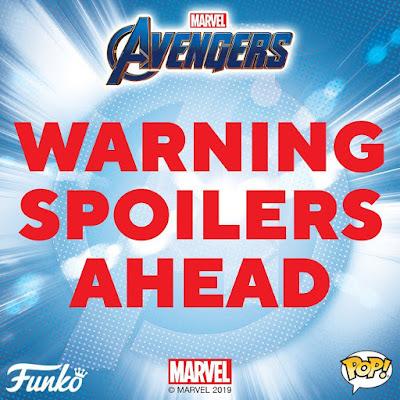 Avengers: Endgame Pop! Marvel Series 2 by Funko – Warning Spoilers Ahead!