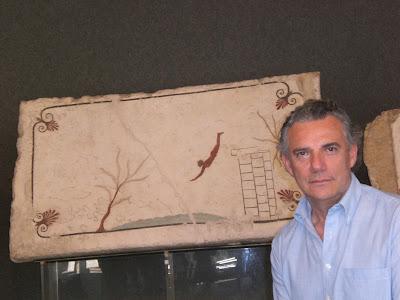 Alejandro Duque Amusco: Poeta invitado, Ancile