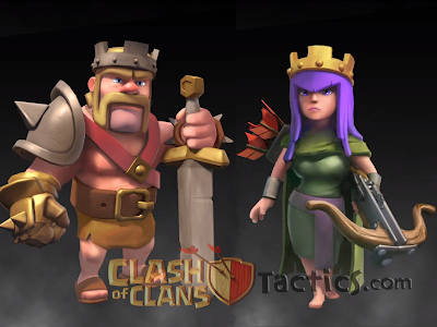 Heroes ~ Clash of Clans Tactics