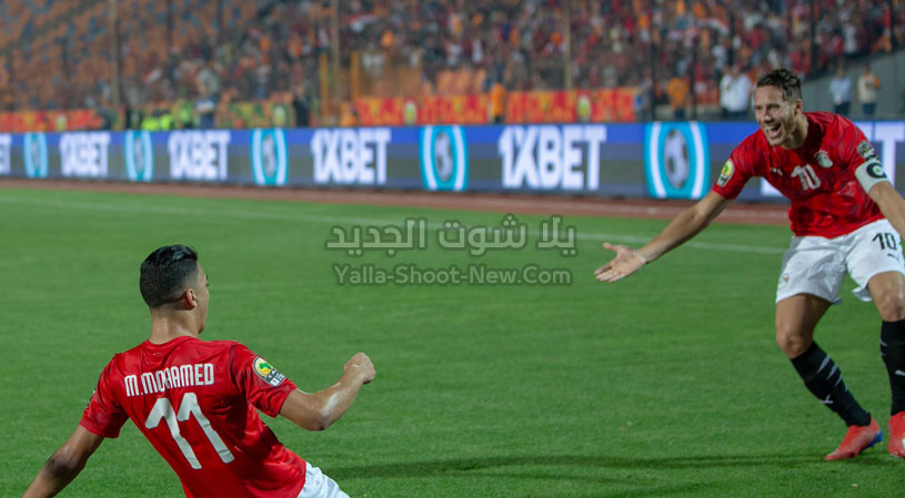 مصر vs جنوب إفريقيا