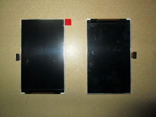 LCD hape outdoor Sonim Landrover A8