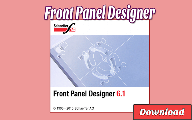 Download Front Panel Designer (3D View) Gratis & Halal | Softwares CAD