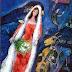 "Gelin ""La Mariée"" - Chagall"