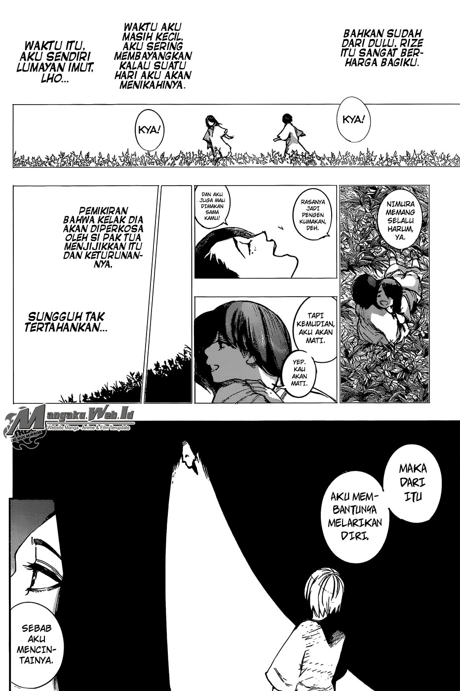 Tokyo Ghoul: Re Chapter 101-7