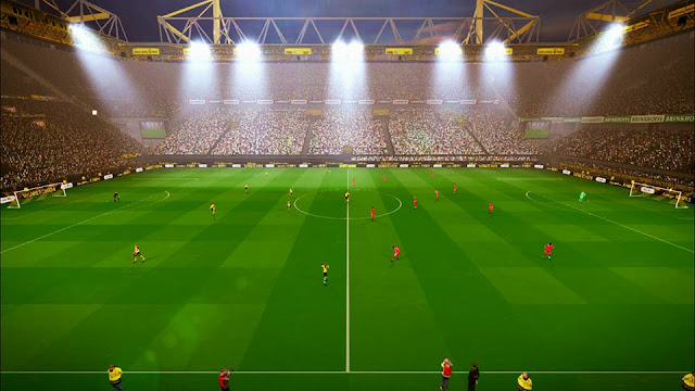 Amazing Pitch PES 2017