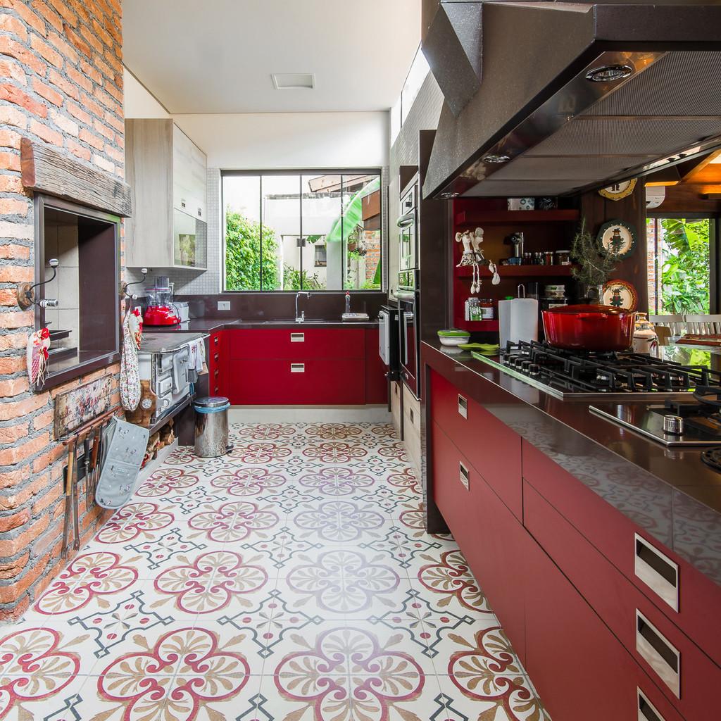 Construindo Minha Casa Clean Cozinhas Gourmet Com Churrasqueiras