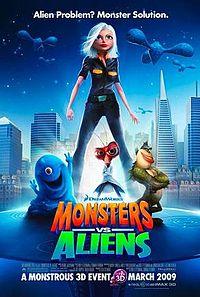 Baixar Monstros vs. Alienígenas Dublado