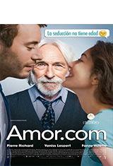 Amor.com (2017) BRRip 720p Latino AC3 2.0 / Frances AC3 5.1