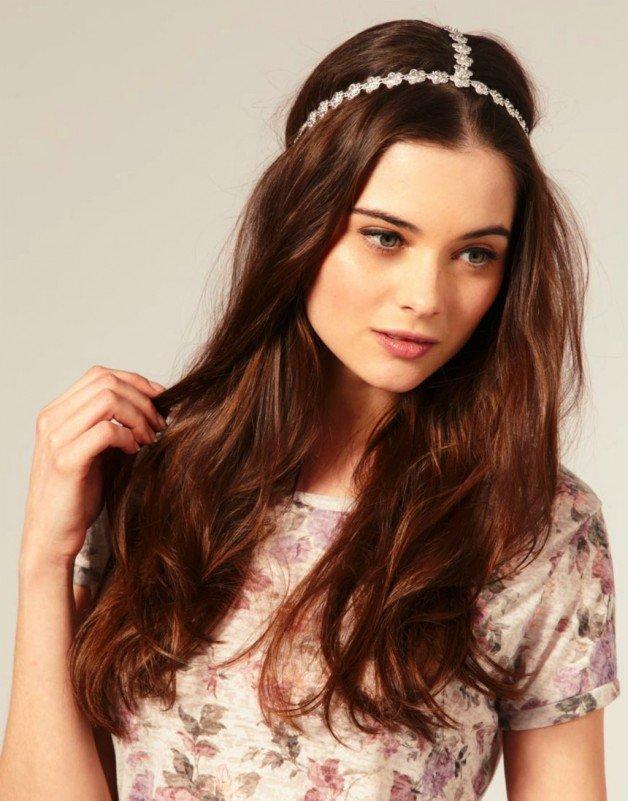 71 Pretty Headband Hairstyles For Girls | Hairstylo