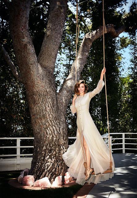 Fashion Model, @ Miranda Kerr - Douglas Friedman for Harper's Bazaar USA, September 2016