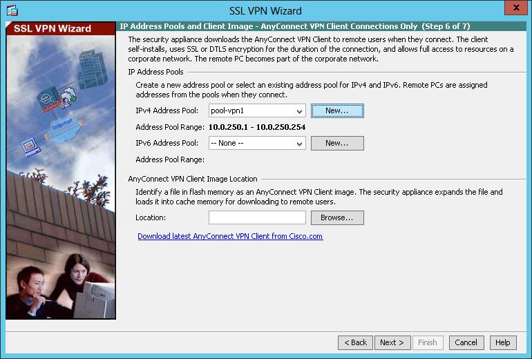 TechNator: Cisco - VPN - Configurando AnyConnect VPN Client