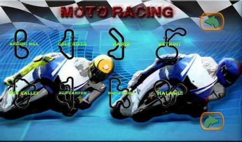 Game Balap Motor Moto GP Terbaik Untuk Android Gratis