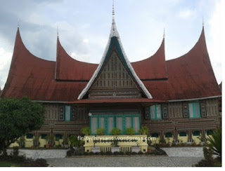 Rumah Gadang Gonjong Limo - pustakapengetahuan.com