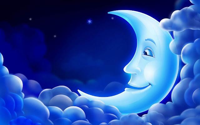 Hình ảnh, hình nền chúc ngủ ngon đẹp, dễ thương