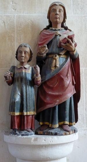 Saint Cyr et Sainte Juliette