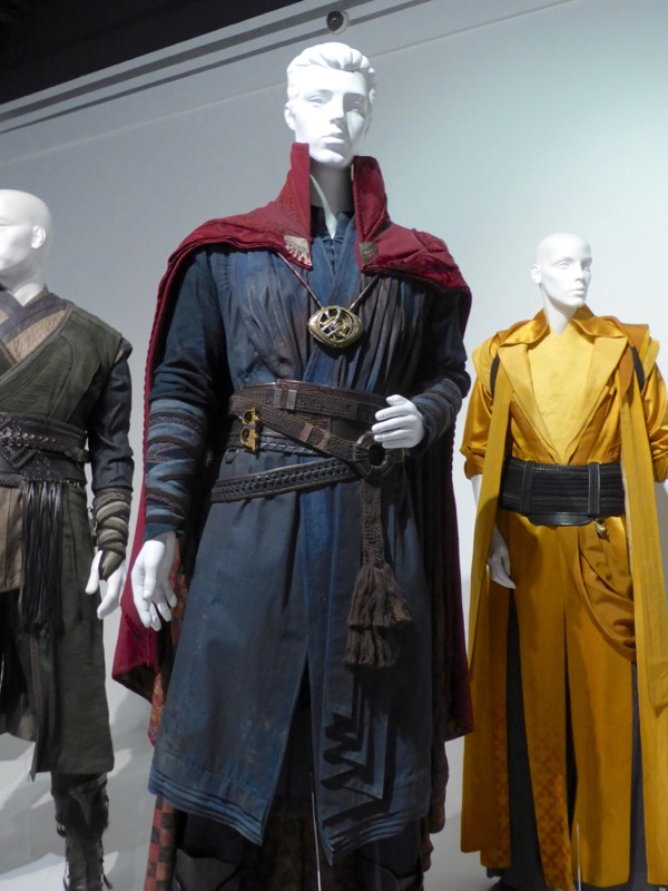 Marvel Doctor Strange film costume