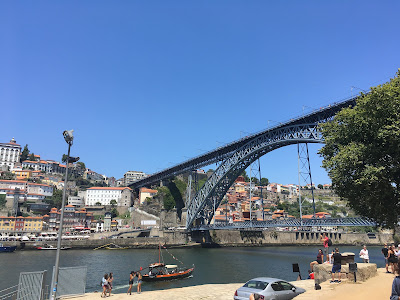 P is for Porto
