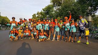 komunitas sepeda gunung Tuban Jawa Timur