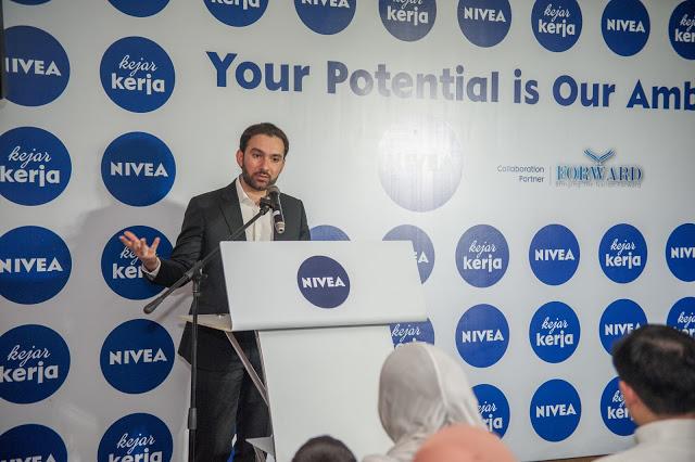 NIVEA Kejar Kerja Apprenticeship Program Potensi Anda Cita-cita Kami !