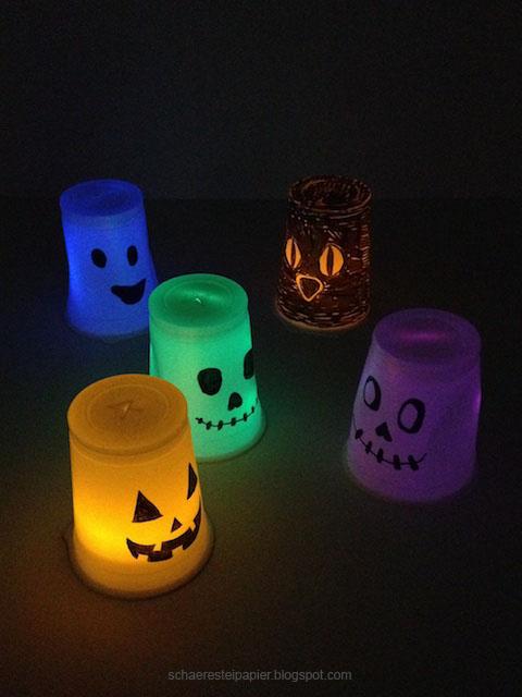 schaeresteipapier halloween was leuchtet da im dunkeln. Black Bedroom Furniture Sets. Home Design Ideas