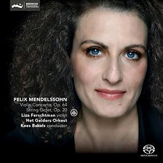 Liza Ferschtman - Mendelssohn Violin Concerto