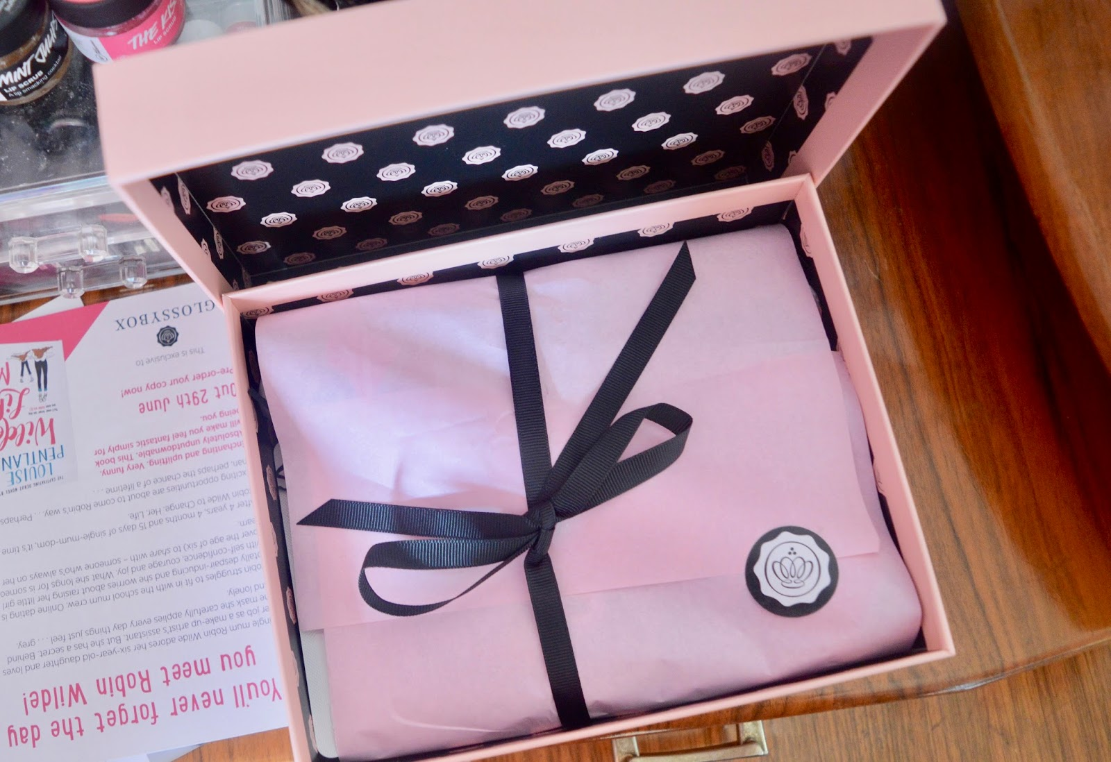 glossy box june review