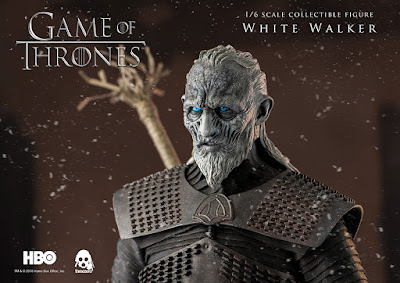Preordine - GAME OF THRONES WHITE WALKER 1/6 FIG