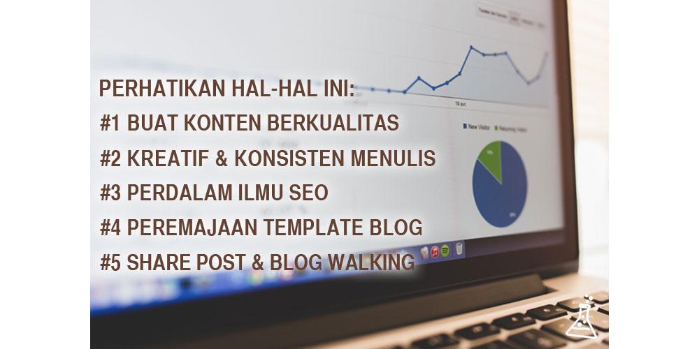 Menjadi Blogpreneur dengan Memanfaatkan Keunggulan Menggunakan Top Level Domain .com