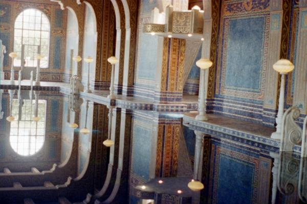 Swimming neptune and roman pools hearst castle san - Hearst castle neptune pool swim auction ...