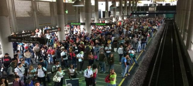 Alertaron sobre pronto colapso del Metro de Caracas por exceso de uso y falta de inversión