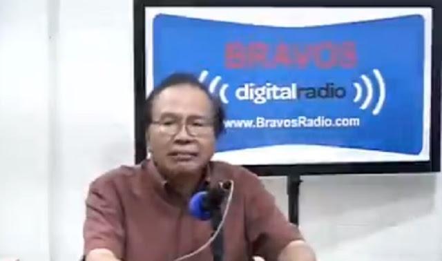 Rizal Ramli: Hari Ini Kekuatan Perubahan Jauh Lebih Dahsyat Dari Tahun 1998