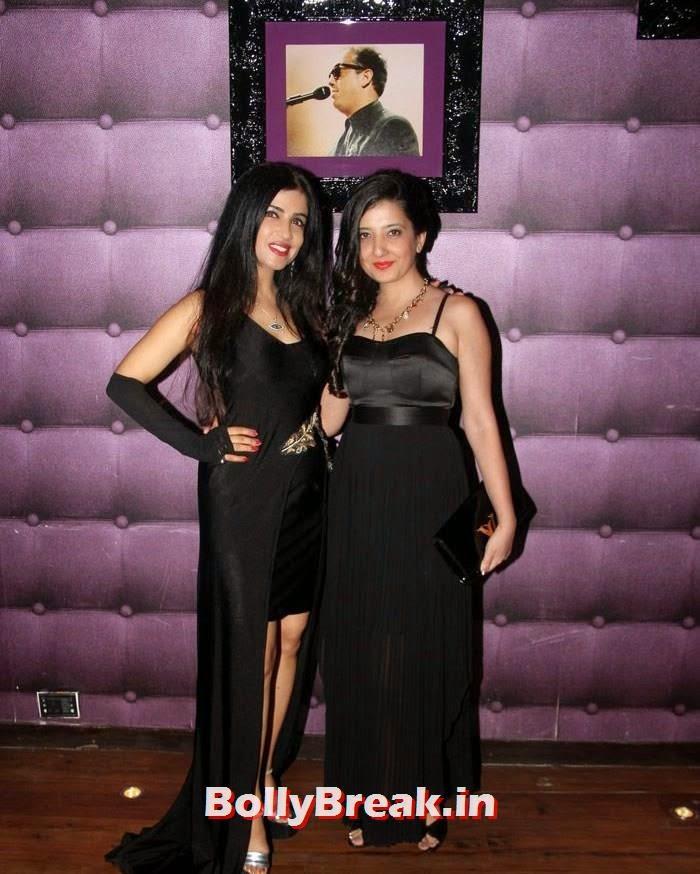 Shibani Kashyap, Amy Billimoria