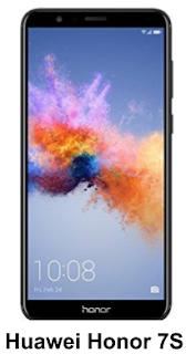 Spesifikasi Dan Harga Huawei Honor 7S Terupdate