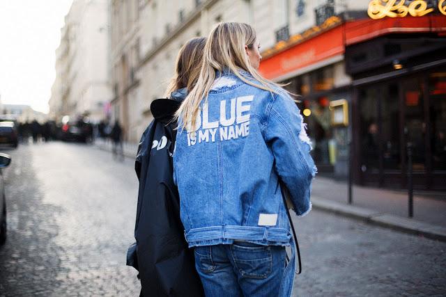 Resultado de imagen de mensajes en la espalda street style