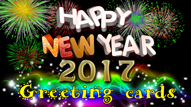 Top Happy New Year 2017 Wallpapers