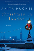 Christmas in London by Anita Hughes a novel, winter reading list