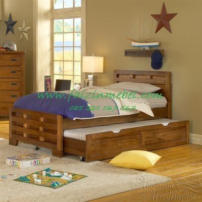 model tempat tidur anak 1