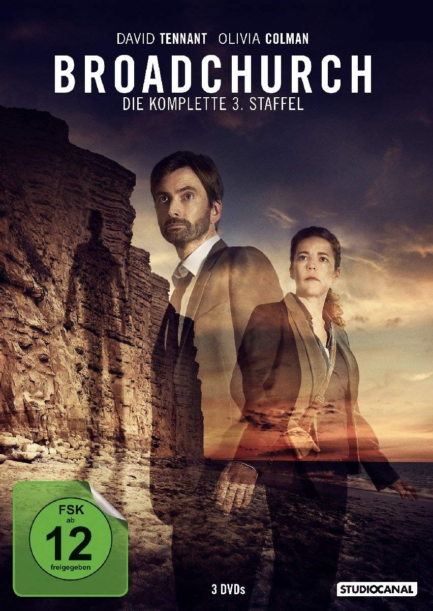 Germany Broadchurch Season 3 Comes To Netflix Dvd This Weekend