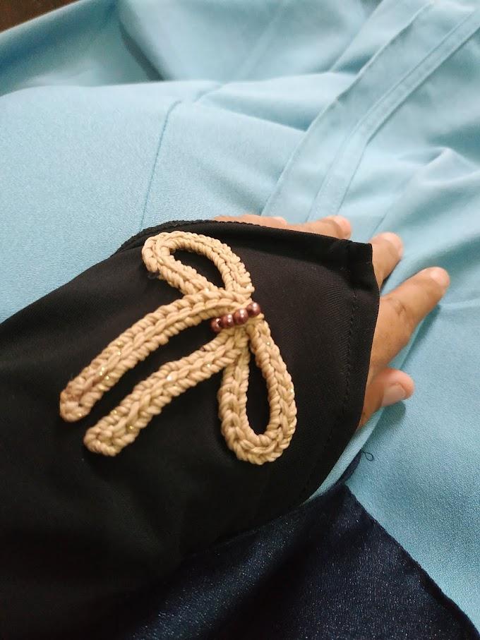Lengkapi Hijabmu dengan Handsock dan Ciput dari Indblack